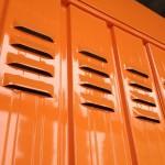 Porta Garage Arancio