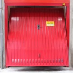 Porta Garage Rossa